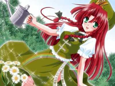 Touhou Meiling